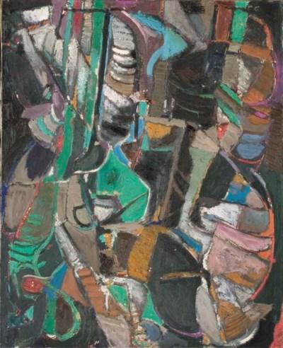 ANDRE LANSKOY (1902-1976)