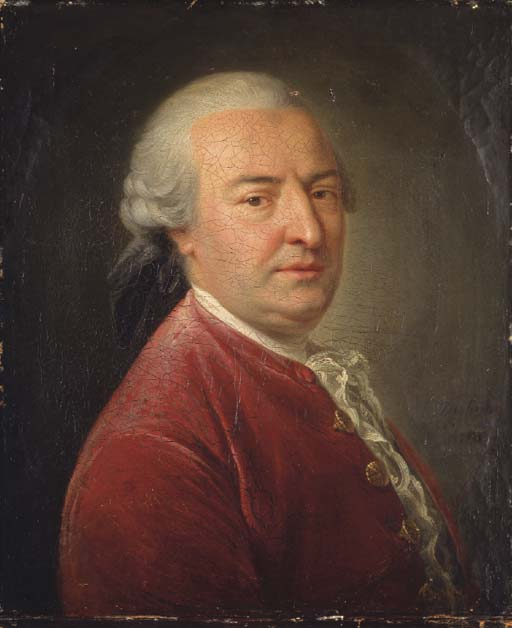 FRANCOIS-BRUNO DESHAYS DE COLLEVILLE (ROUEN 1732-1815)