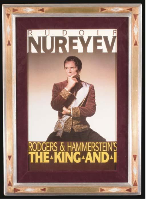 RUDOLF NUREYEV DANS THE KING AND I