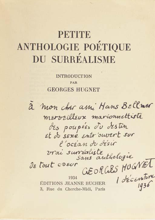 [Georges HUGNET]