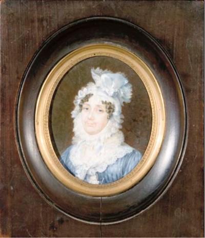 ECOLE FRANCAISE VERS 1815