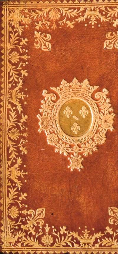 Almanach pour l'année 1777. Pa