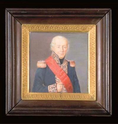 ECOLE FRANCAISE VERS 1820