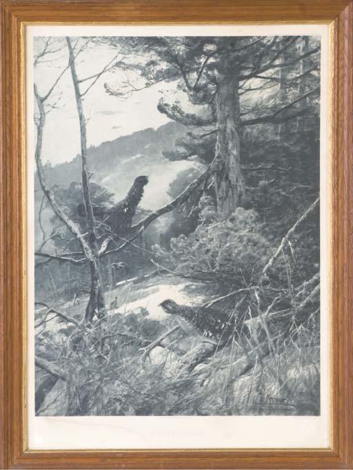 D'APRES CHRISTIAN KRONER (1838