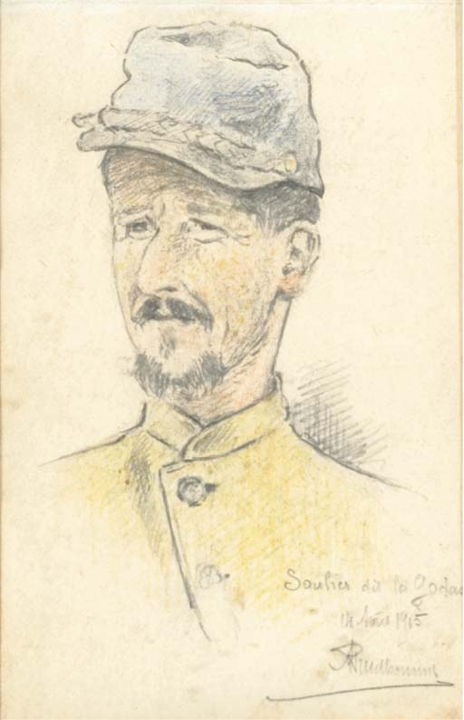 A. PRUDHOMME (?), 1915