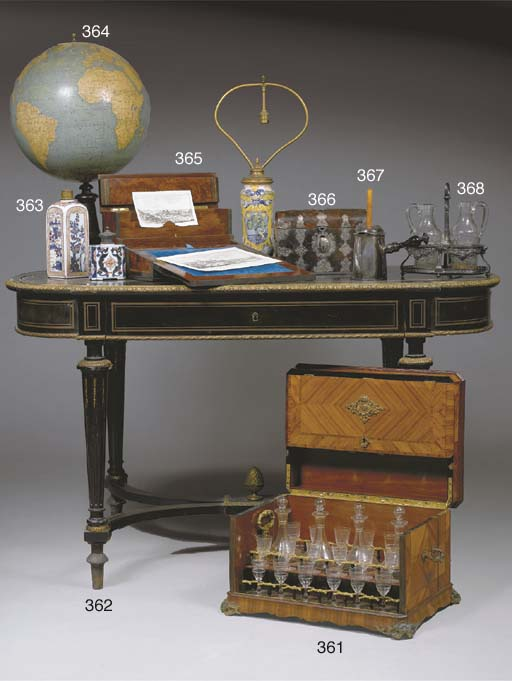 TABLE D'EPOQUE NAPOLEON III