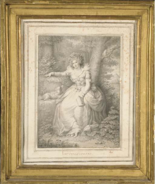 D'APRES RICHARD COSWAY (1742-1