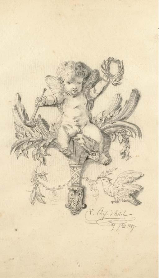 ECOLE FRANCAISE, 1847