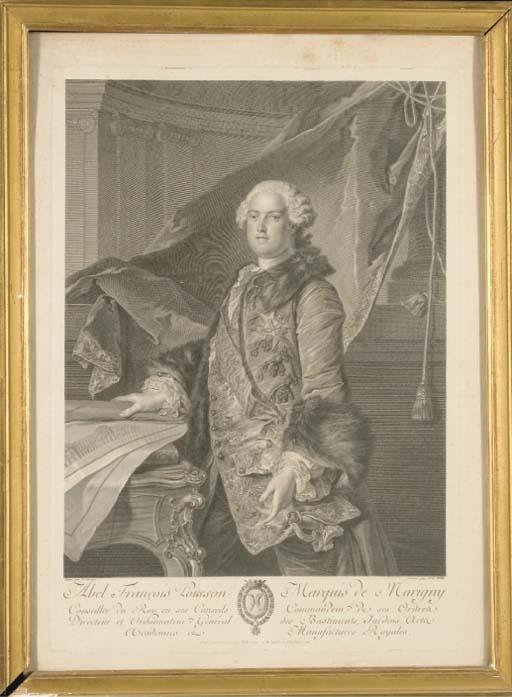 D'APRES LOUIS TOCQUE (1696-177