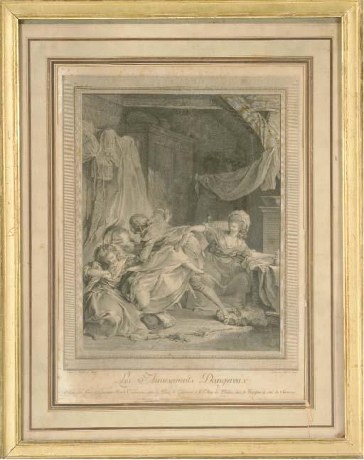 D'APRES JEAN TOUZE (1747-1809)