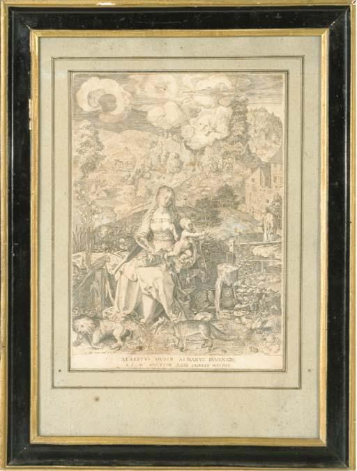 D'APRES ALBRECHT DURER (1471-1