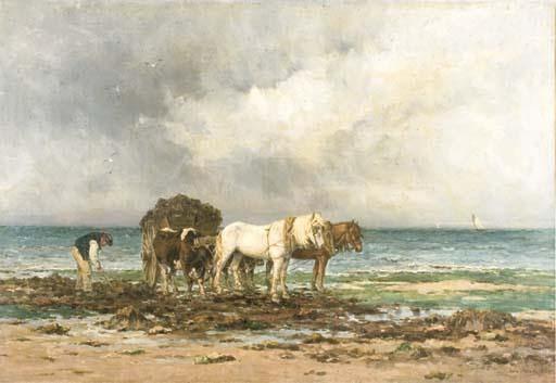 EMILE-LOUIS VERNIER (1829 - 18