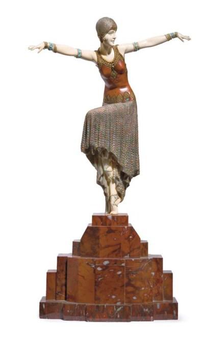 DEMETRE CHIPARUS, 1886-1947