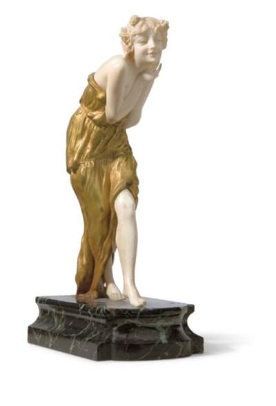 AFFORTUNATO GORY, ACTIF 1895-1