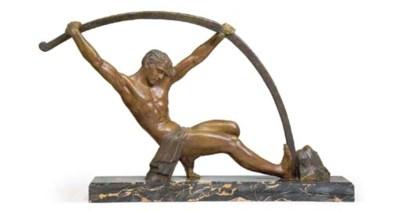 DEMETRE CHIPARUS, 1888-1950