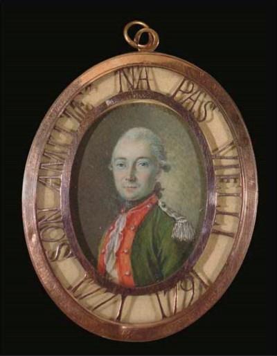 ECOLE FRANCAISE VERS 1790
