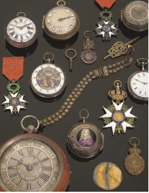 Montre a oignon montres gousset et decorations christie 39 s for Montre decoration