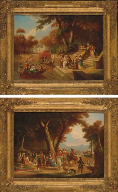 A. BONNEL (LISIEUX ?-1838 PARI