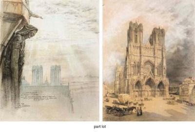 CHARLES JOUAS (PARIS 1866-1942