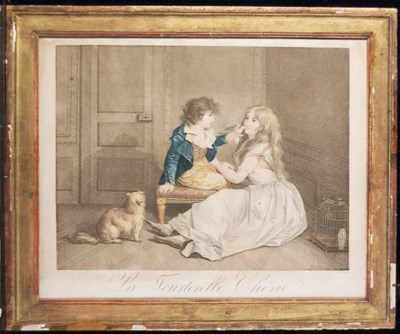 D'APRES LOUIS-LEOPOLD BOILLY (