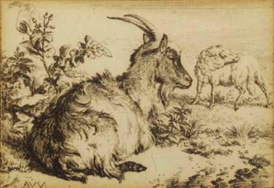 ADRIEN VAN DE VELDE (1636-1672