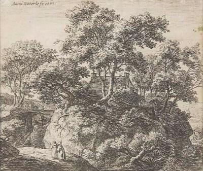 ANTHONI WATERLOO (1618-1662)