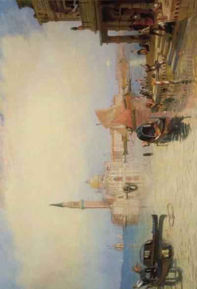 D'APRES J.B PYNE (1800-1870)