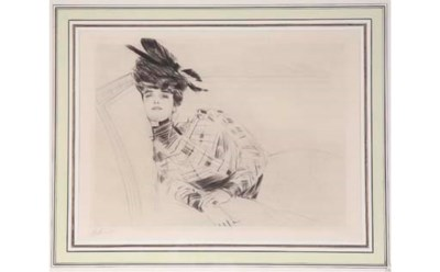 PAUL-CESAR HELLEU (1859-1927)