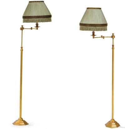 PAIRE DE LAMPES VEILLEUSES