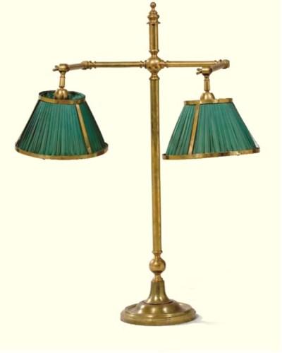 SUITE DE TROIS LAMPES MODERNES