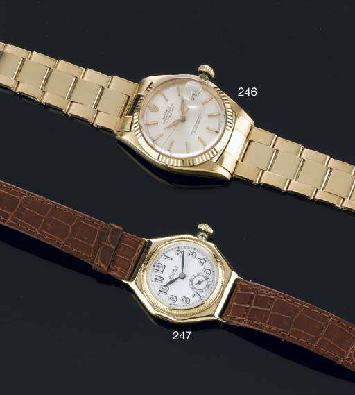 ROLEX OYSTER PERPETUAL DAYJUST, 1970,