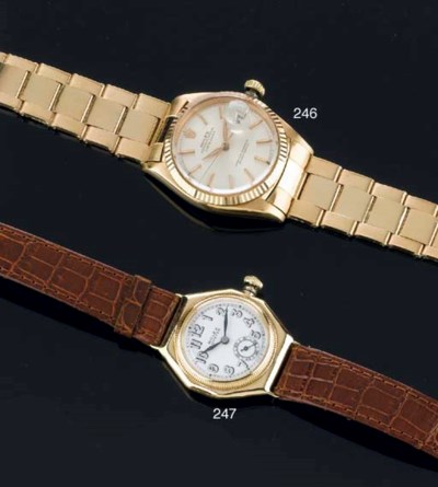 ROLEX OYSTER, 1935,