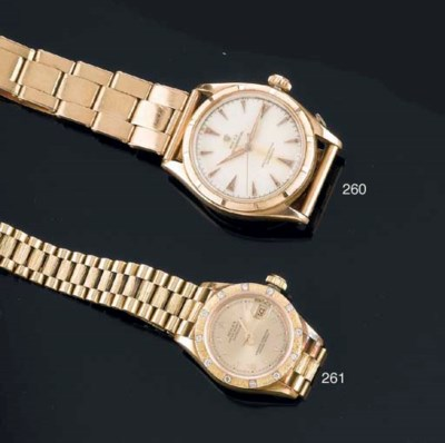 ROLEX OYSTER PERPETUAL, 1950 C