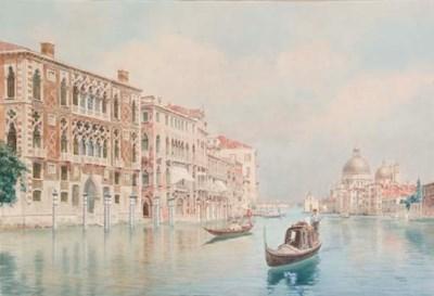Carlo Menegazzi (Italia, XIX-X