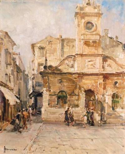 Angelo Brombo (Italia 1893-196