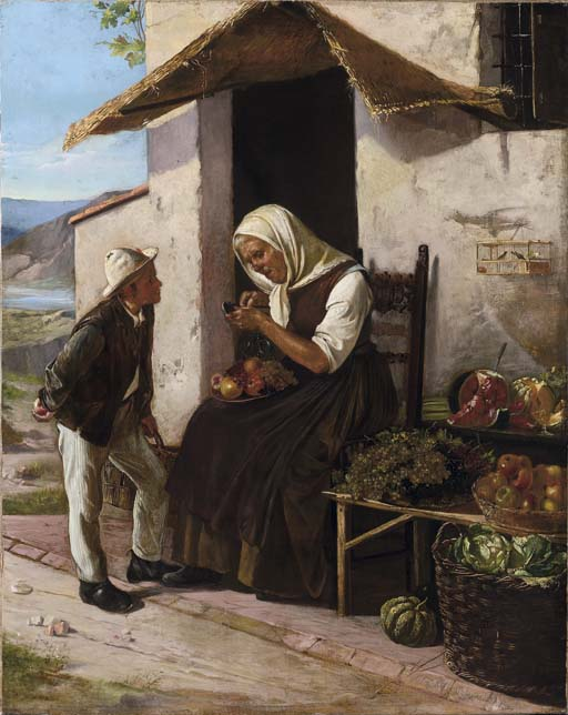 Narcisio Malatesta (Italia 1835-1896)