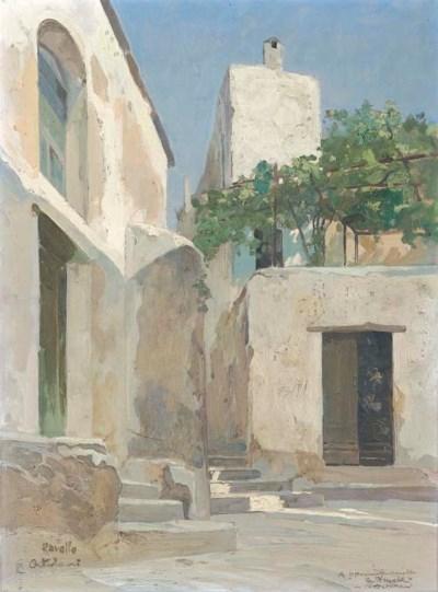 Enrico Ortolani (Italia 1883-1