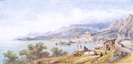 Gabriele Carelli (Italia 1820-1900)