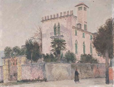 Orazio Pigato (Italia 1896-196