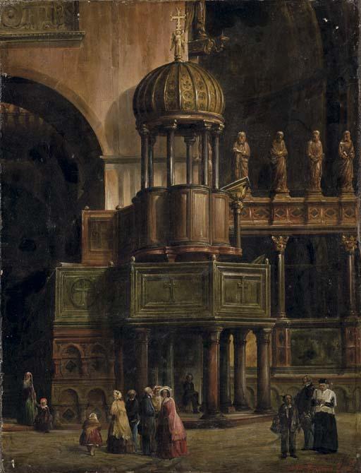 Francesco Zanin (attivo a Venezia dal 1855 al 1888)