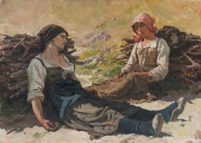 Teofilo Patini (Italia 1840-19