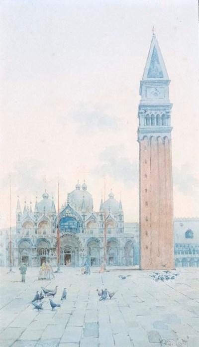 Michele Catti (Italia 1855-191