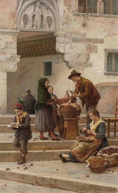 Antonio Paoletti (Italia 1834-
