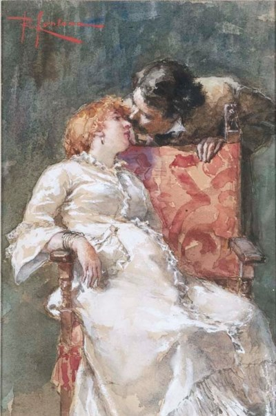 Roberto Fontana (Italia 1844-1