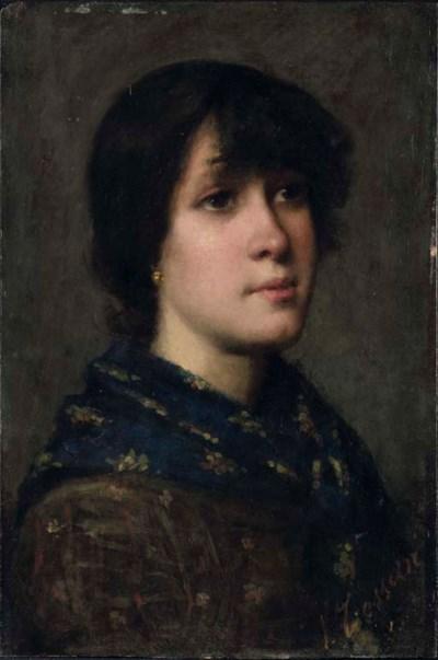 Vittorio Tessari (Italia 1860-