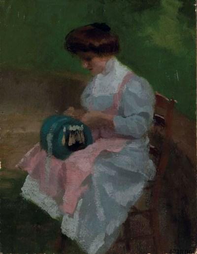 Alberto Zardo (Italia 1876-195