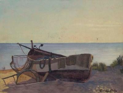 Llewelyn Lloyd (Italia 1879-19