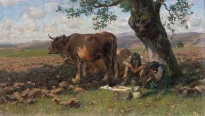 Stefano Bruzzi (Italia 1835-19