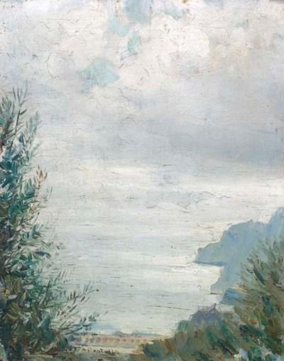 Attilio Pratella (Italia 1856-