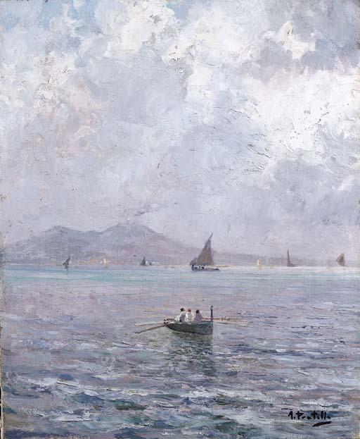Attilio Pratella (Italia 1856-1949)